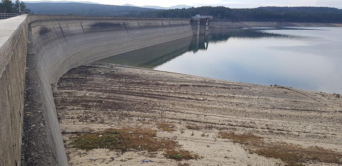 Реките към язовир Копринка пресъхнаха :: Еко Новини.BG - Научи повече